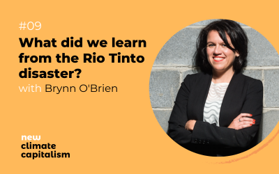 Episode 9 – Brynn O'Brien