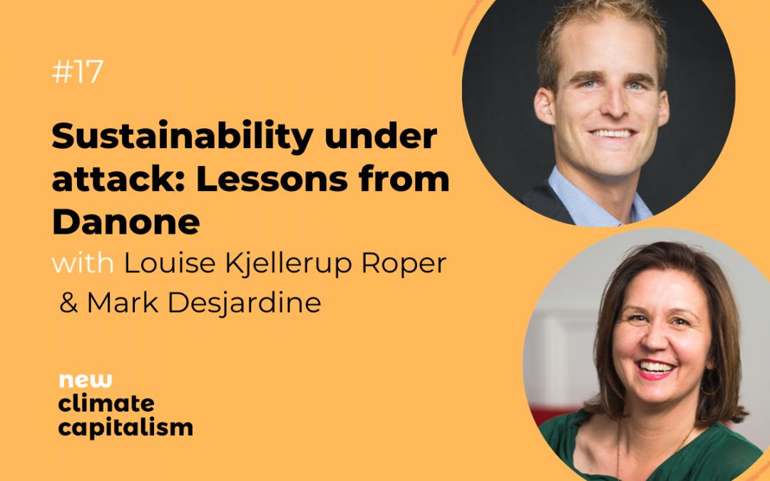 Episode 17 – Louise Kjellerup Roper & Mark Desjardine